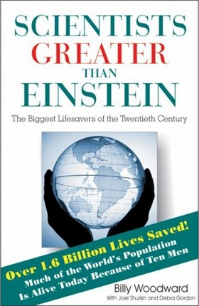Scientists Greater Than Einstein: 表紙
